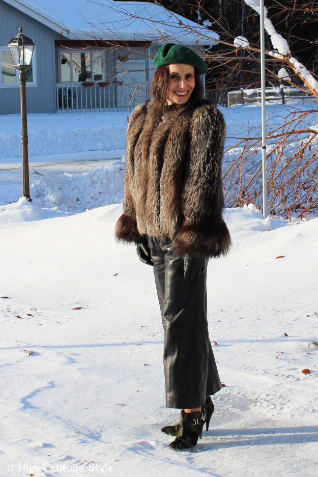 #over40fashion winter look  | High Latitude Style | http://www.highlatitudestyle.com