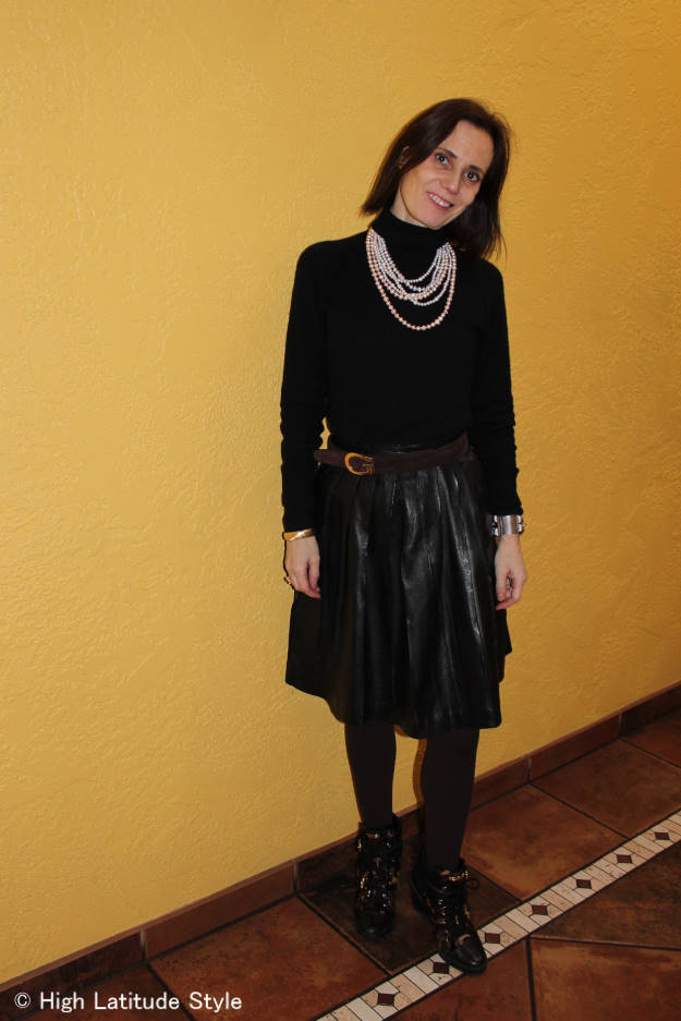 #fashionover40 Work outfit  | High Latitude Style | http://wp.me/p3FTnC-30U