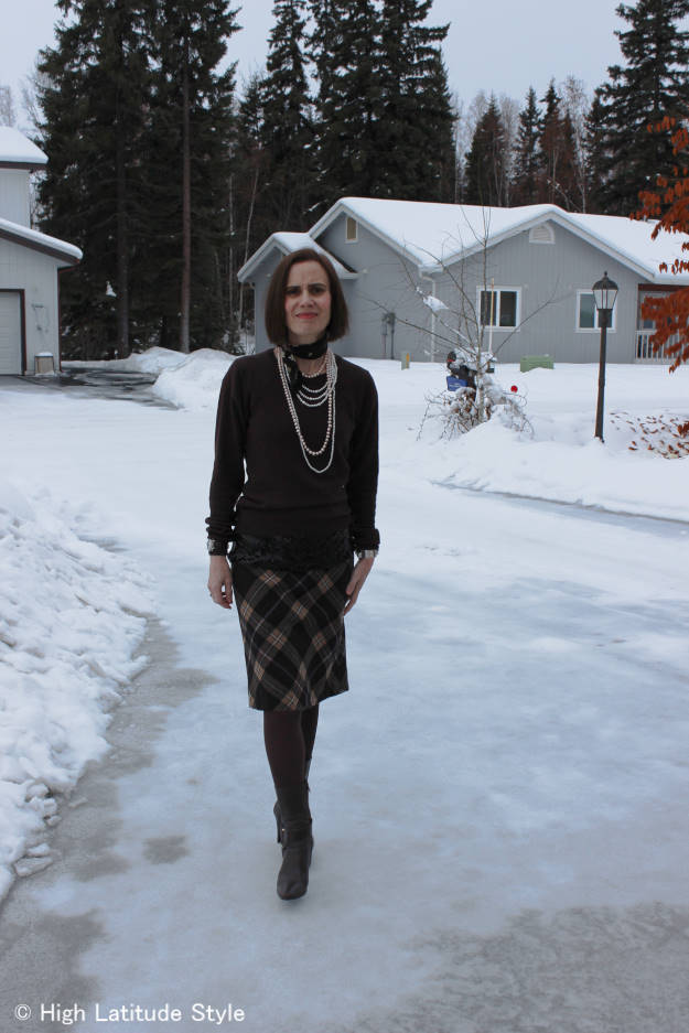 fashion over 50 work outfit