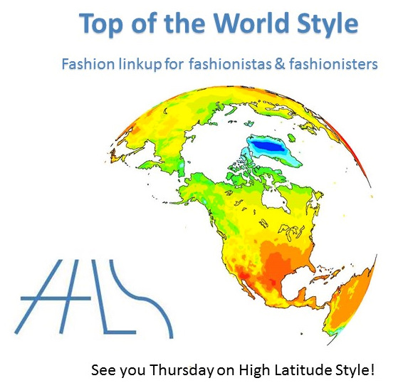 Top of the World Style linkup party