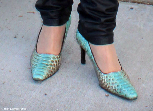 #styleover40 Salvadore Ferragamo pumps 101 reasons to love heels @ http://wp.me/p3FTnC-41K