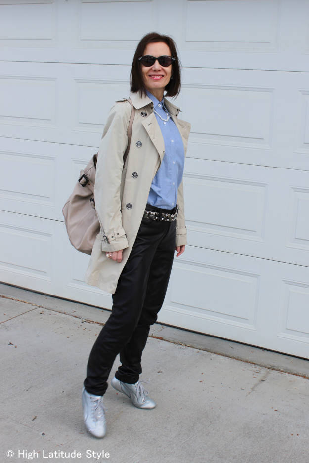 #over40 #streetstyle look for sightseeing| High Latitude Style | http://www.highlatitudestyle.com