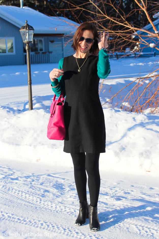 #over40 #over50 work outfit     High Latitude Style   http://www.highlatitudestyle.com