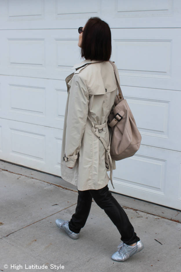 #over40 #fashionafterfifty polished weekend look | High Latitude Style | http://www.highlatitudestyle.com