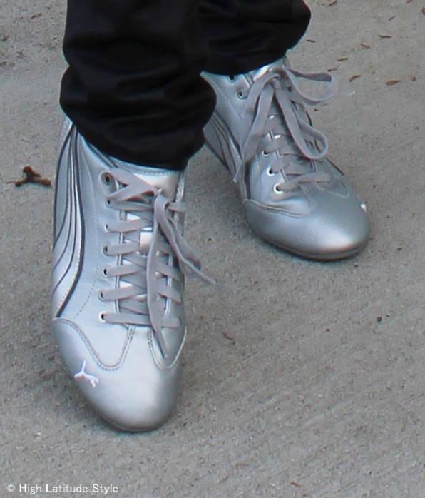 silver Puma | High Latitude Style | http://www.highlatitudestyle.com