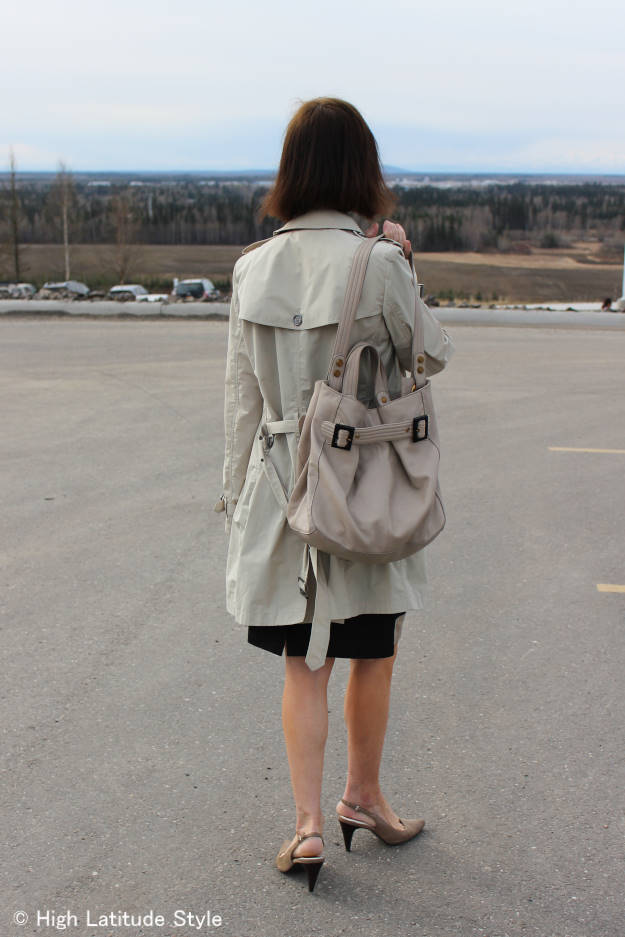 #over40 #over50 trench coat | High Latitude Style | http://wp.me/p3FTnC-3ew