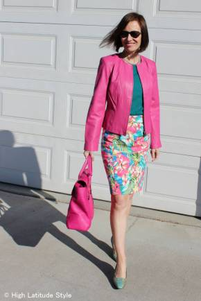 #over40 #over50 work outfit | High Latitude Style | http://wp.me/p3FTnC-3e8