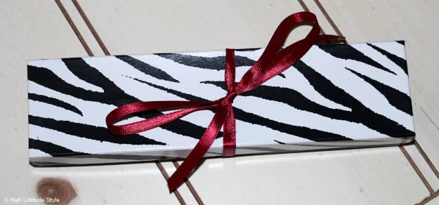 #ONYX_XOXO gift box | High Latitude Style | http://www.highlatitudestyle.com