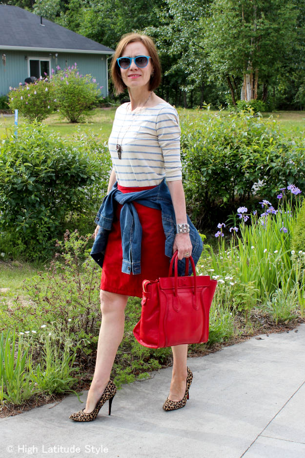 fashionover50 casual outfit for Independence Day @ http://www.highlatitudestyle.com