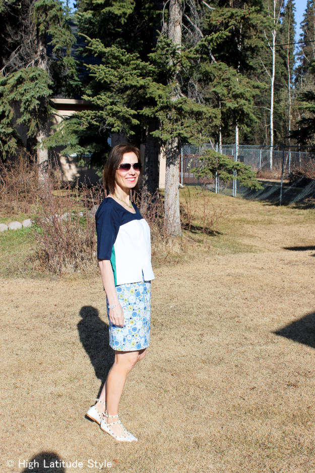 styleover50 summer sporty outfit