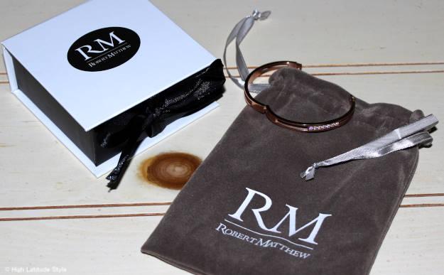 #RobertMatthew Rose Gold Madison Bangle with knuckle joint | High Latitude Style | http://www.highlatitudestyle.com