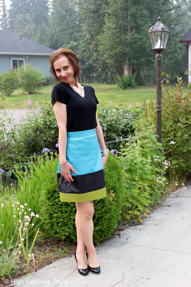 #over50fashion #over40fashion work outfit | High Latitude Style | http://www.highlatitudestyle.com