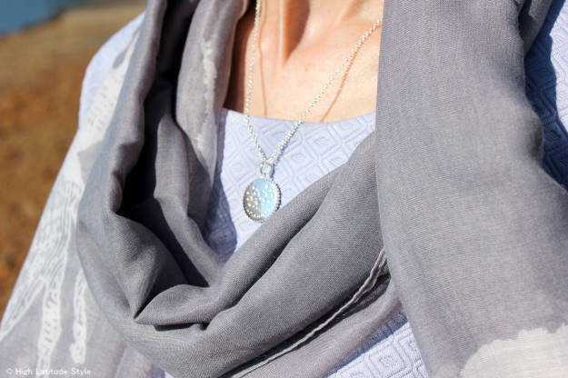 #IndiaHicks necklace and Lucky Stars pendant | High Latitude Style | http://www.highlatitudestyle.com