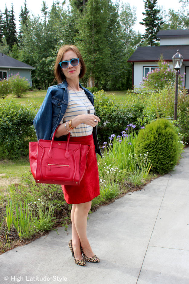 #over40fashion casual outfit http://www.highlatitudestyle.com
