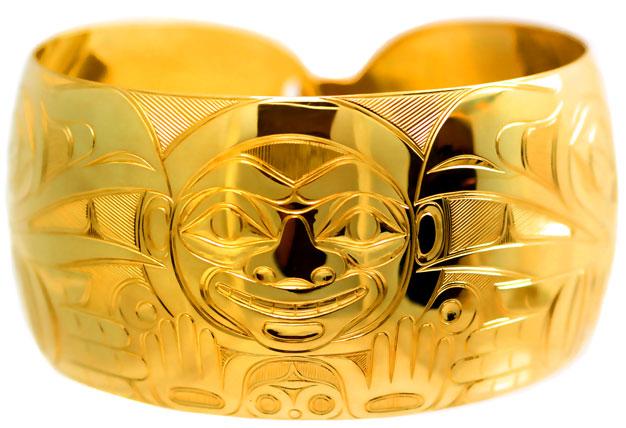 #Alaska-Jewelry Alaska Native jewelry men's bracelet