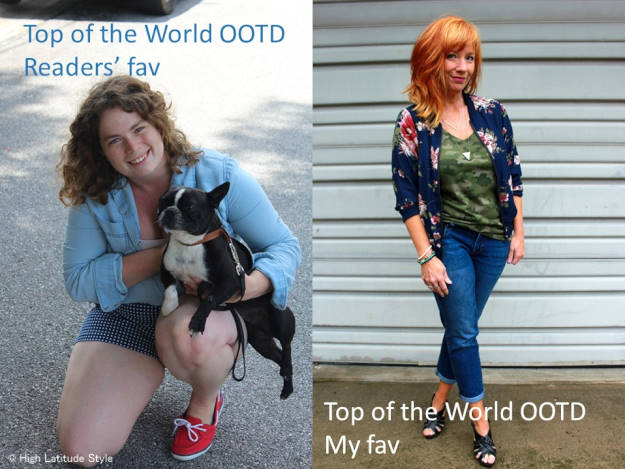 Top of the World OOTD party #15 | High Latitude Style | http://www.highlatitudestyle.com