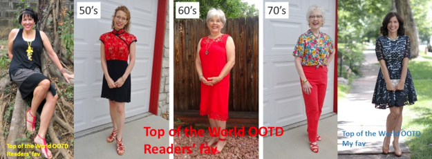 Join the Top of the World Style linkup party on Thursday for a chance to become Top of the World Style OOTD | High Latitude Style | http://www.highlatitudestyle.com
