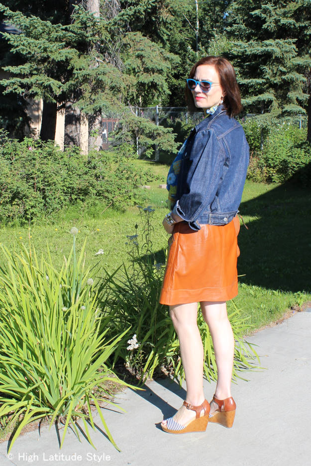 #fashion-over-40 #fashion-over-50 casual outfit | High Latitude Style | http://www.highlatitudestyle.com