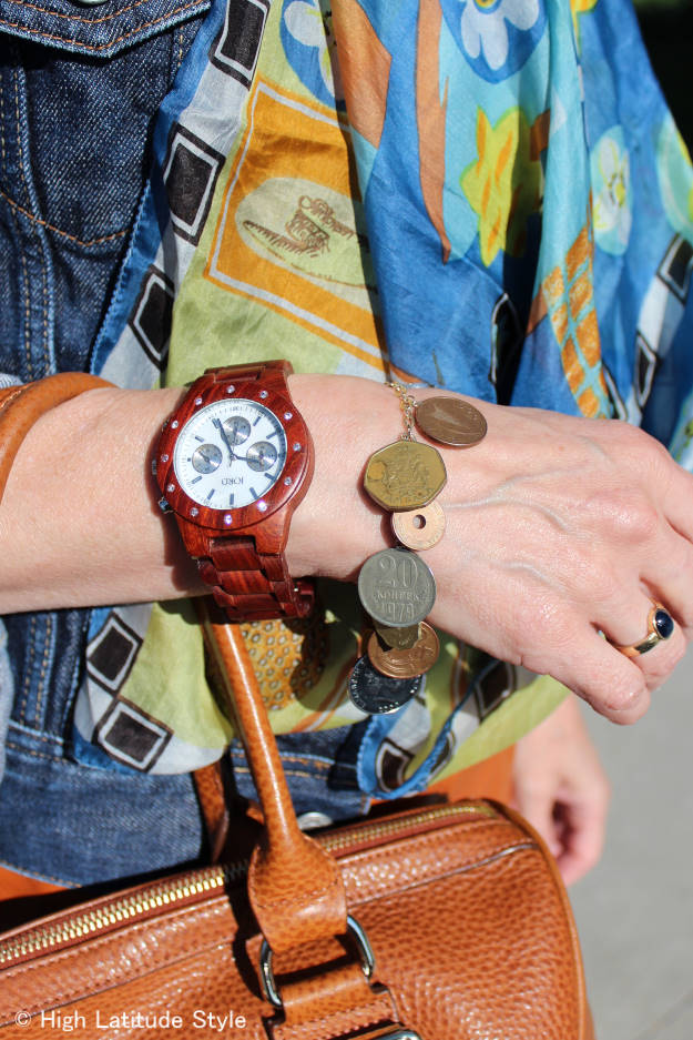 deatils wooden watch | High Latitude Style | http://www.highlatitudestyle.com