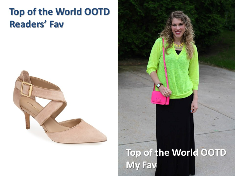 fashion #linkup party every Thursday Top Of The World OOTD @ http://www.highlatitudestyle.com