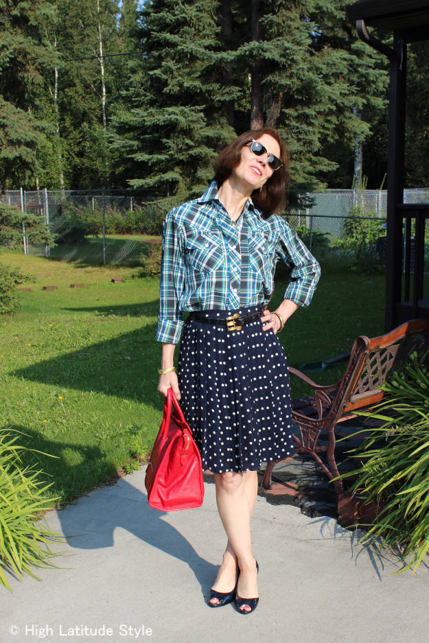 #fashionover40 #fashionover50 Best outfits of summer 2015 @ High Latitude Style @ http://www.highlatitudestyle.com