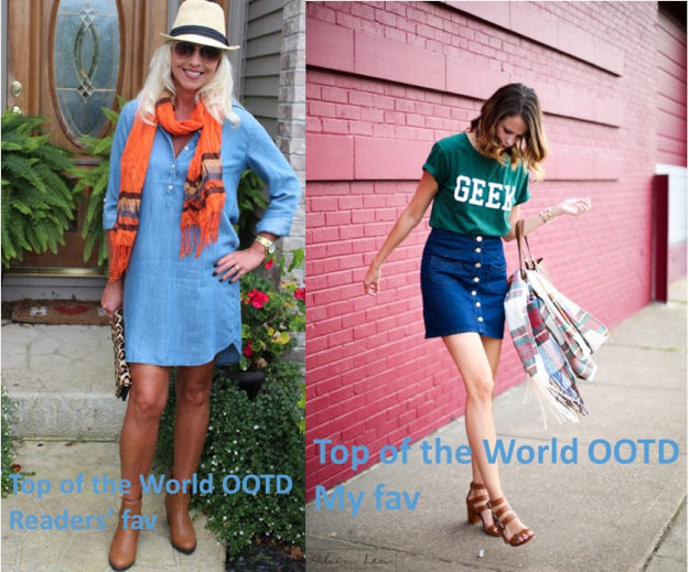 #fashion #linkup Top of the World Style fashion linkup party every Thursday - winners of the title Top of the World OOTD @ High Latitude Style @ http://www.highlatitudestyle.com