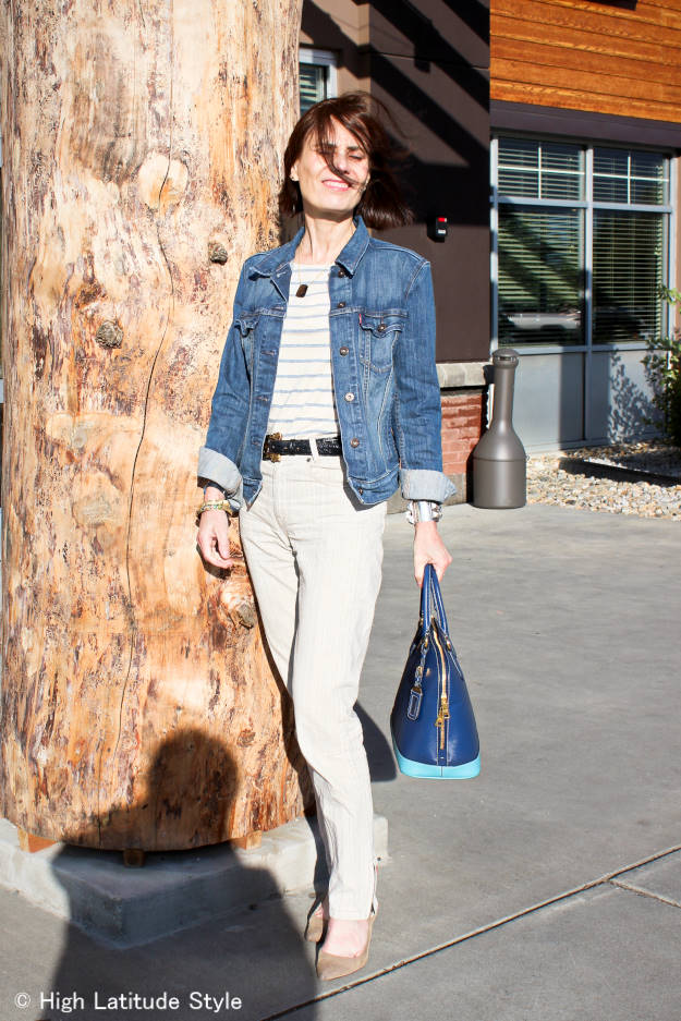 #fashionover40 #fashionover50 casual work outfit for fall and $300 N#Nordstrom gift card giveaway @ High Latitude Style @ http://www.highlatitudestyle.com