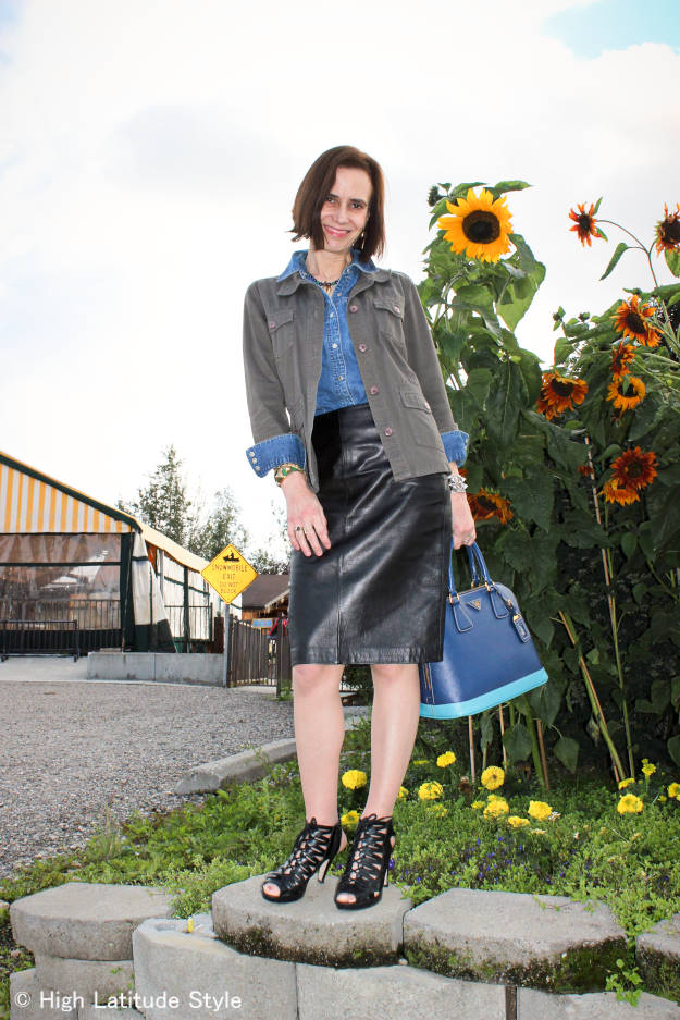 #maturefashion The best OOTD of September @ High Latitude Style @ http://www.highlatitudestyle.com