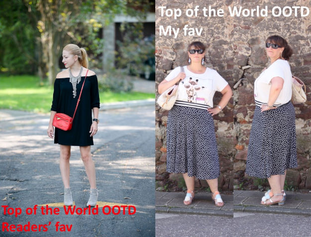 #fashionover40 #fashionover50 Winners of the titles Top of the World OOTD Readers' Fav and Top of the World OOTD My Fav at the weekly Top of the World Style fashion linkup party on Thursdays at High Latitude Style @ http://www.highlatitudestyle.com