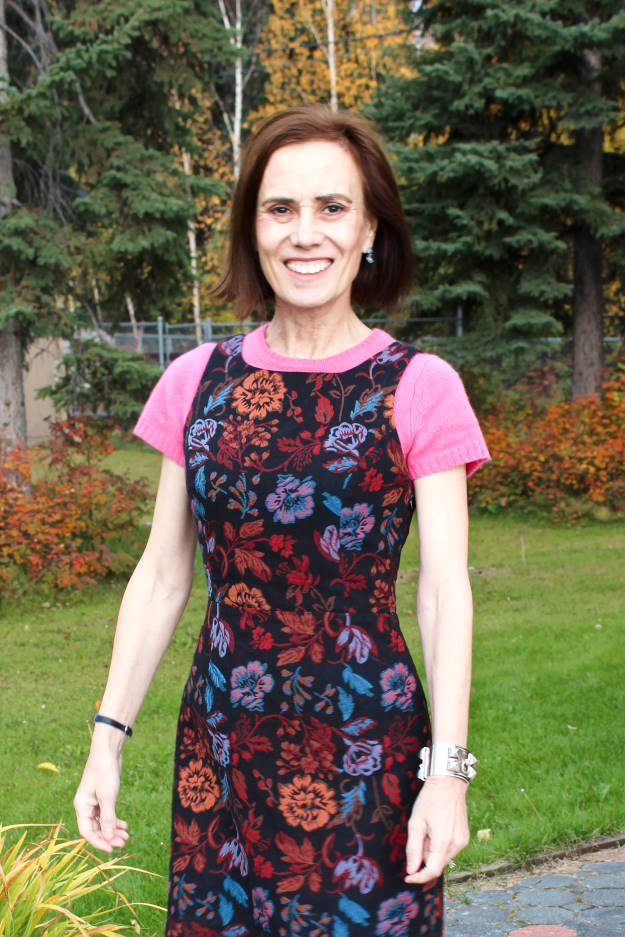 #fashionover40  Best looks of September - work outfit @ High Latitude Style @ http://www.highlatitudestyle.com