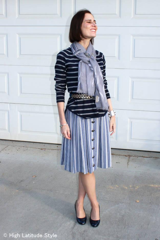#fashionover50 #fashionover40 Ageless Style series on High Latitude Style @ http://www.highlatitudestyle.com