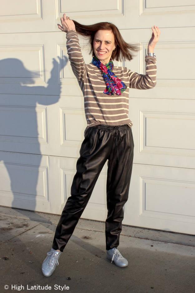 #fashionover40 #fashionover50 #Alaskafashionblog Recycling in Alaska @ High Latitude Style @ http://www.highlatitudestyle.com