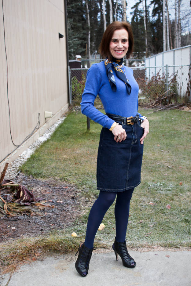 #fashionover40 #fashionover50 Shopping for groceries and clothes when you live in the Alaska Bush @ High Latitude Style @ http://www.highlatitudestyle.com