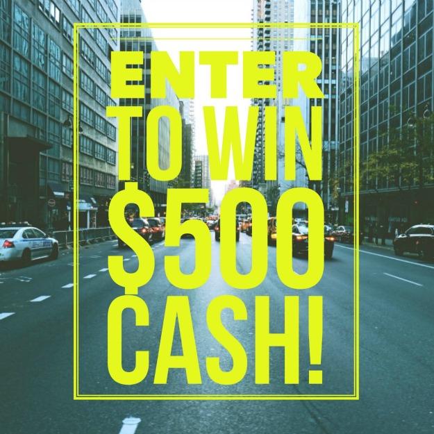 $500 Amazon giftcard or cash giveaway @ High Latitude Style @ http://www.highlatitudestyle.com