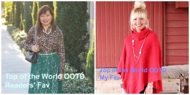 #fashionover40 Top of the World Style weekly fashion linkup party @High Latitude Style @http://www.highlatitudestyle.com