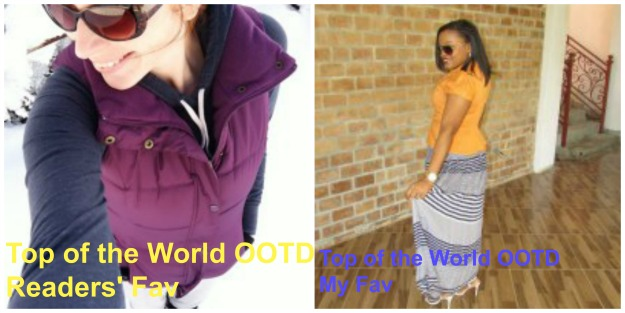 #linkup #fashion Top of the World Style linkup party every Thursday - winner of the titles Top of the World OOTD