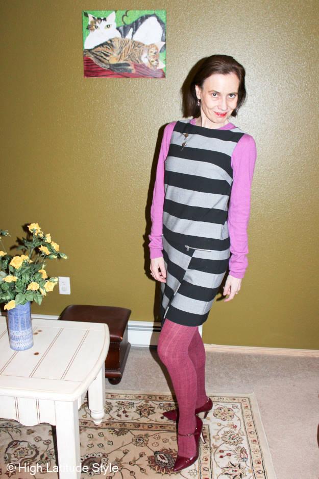 fashion over 40 OOTD in Focus Alaska at High Latitude Style @ http://www.highlatitudestyle.com