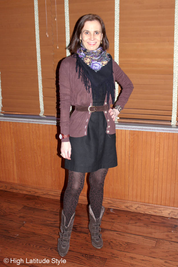 #maturefashion at the Top of the World Style linkup party at http://www.highlatitudestyle.com