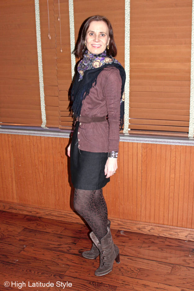 styleover50 mature work outfit at the Top of the World Style linkup party Thursdays at http://www.highlatitudestyle.com