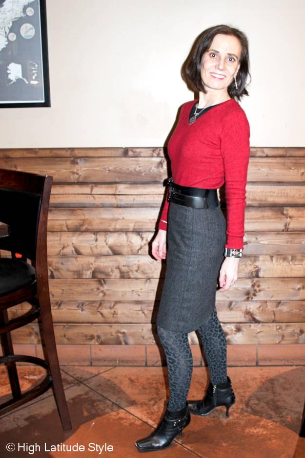 #maturefashion 7 budget fashionistas share their secrets @ High Latitude Style @ http://www.highlatitudestyle.com