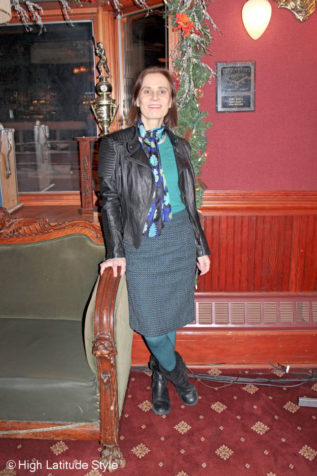 mature fashion styling inspiration outerwear @ http://www.highlatitudestyle.com