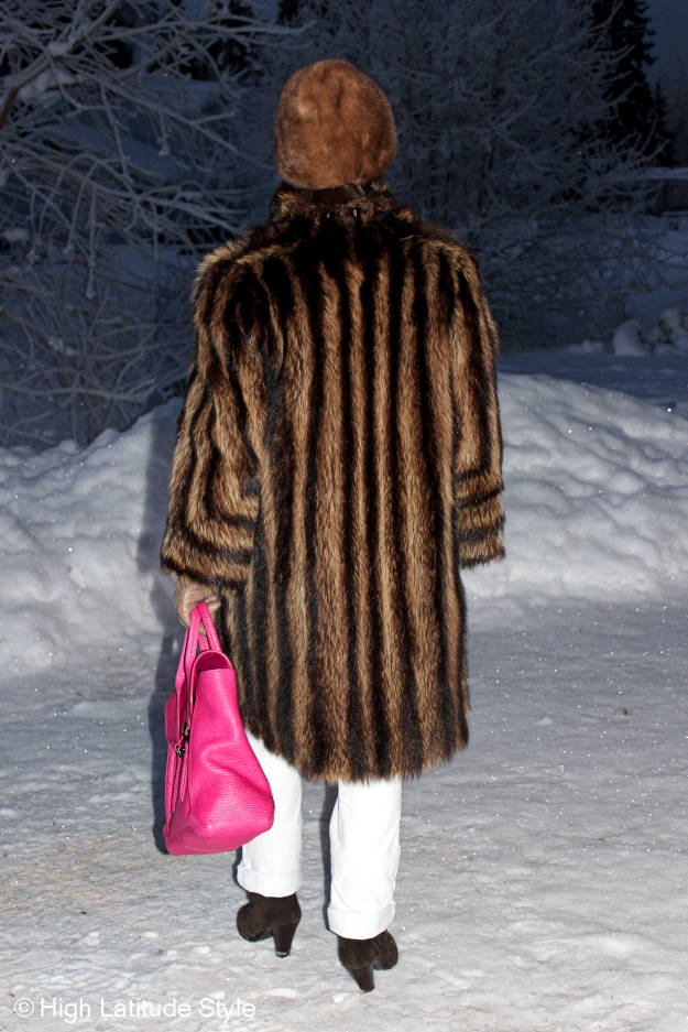 #maturestyle winter outerwear at the Top of the World Style linkup party @ http://www.highlatitudestyle.com