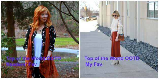#fashionlinkup Top of the World OOTD Readers' Fav and My fav at the Top of the World Style linkup party @ http://www.highlatitudestyle every Thrusday