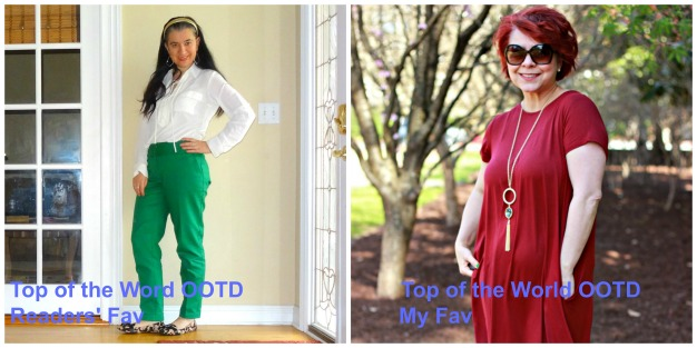 #linkup #fashion Top of the World Style fashion linkup party every Thursdat at http://www.highlatitudestyle.com
