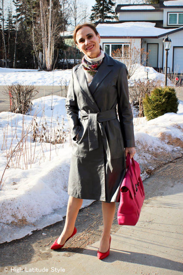 styleover50 spring outerwear