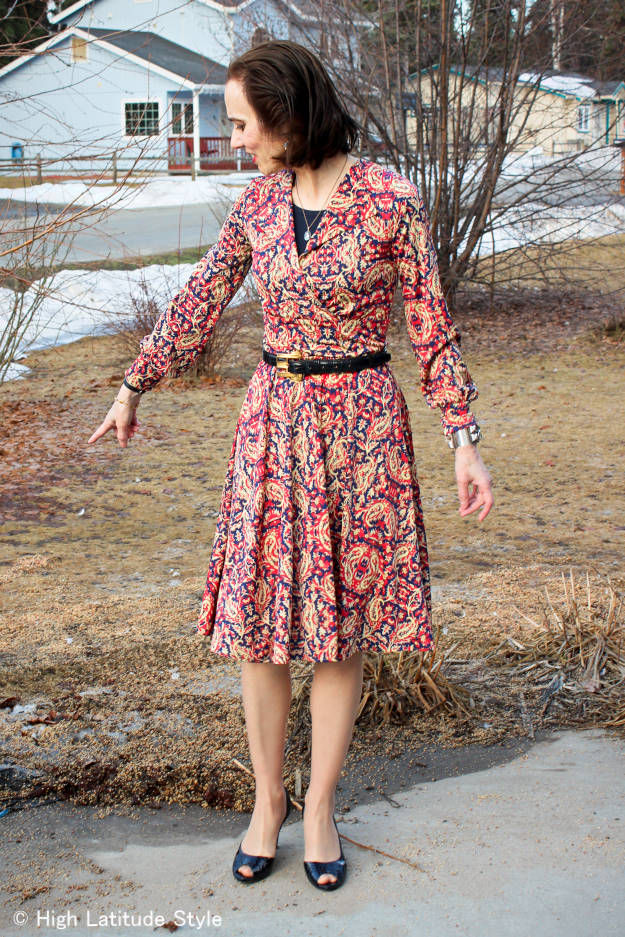 fashionover40 What to wear at commencement as a guest