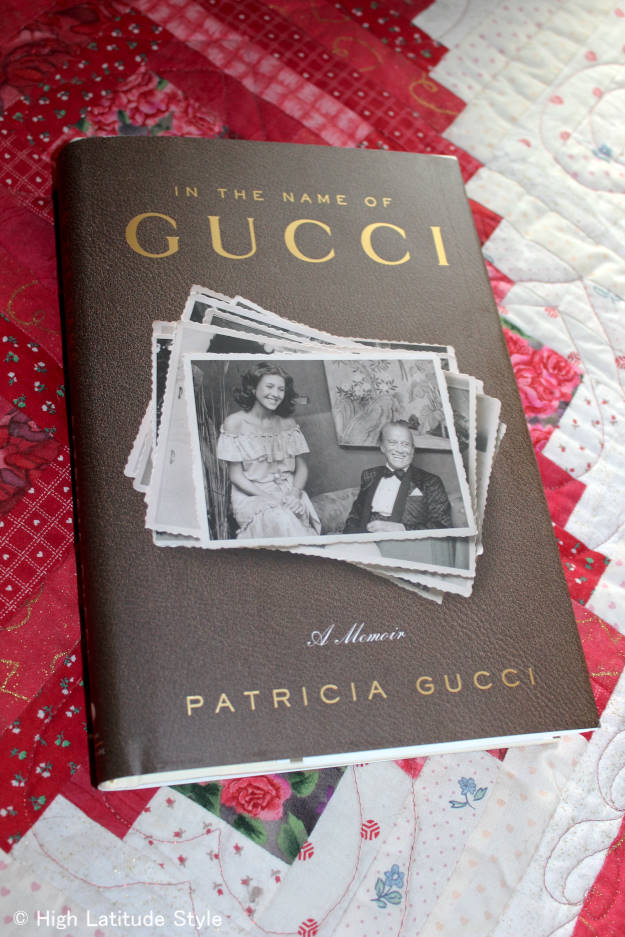 In the name of Gucci - review at High Latitude Style