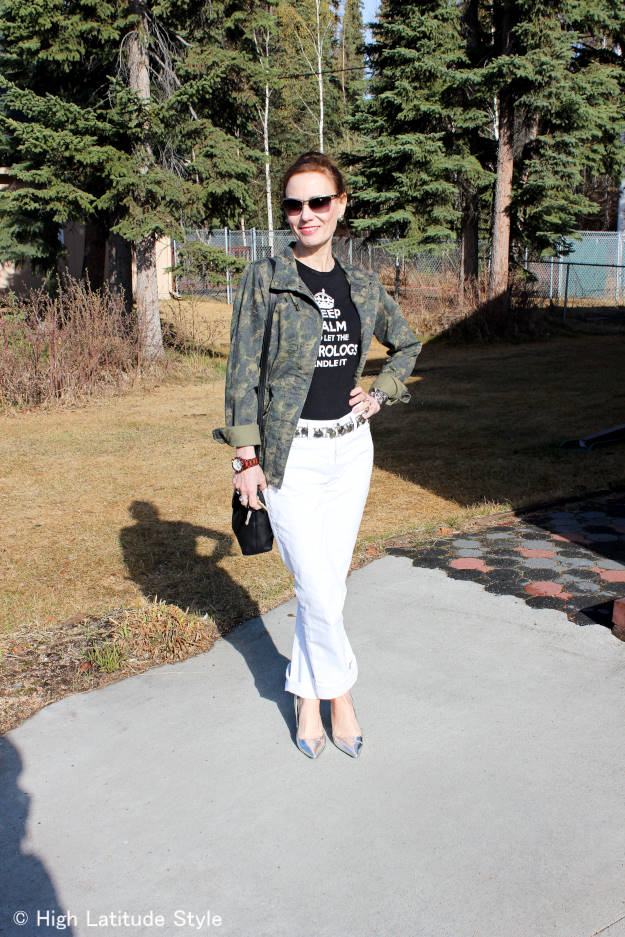 #maturestyle Casual Friday outfit for mature women @ in Best OOTM @ http://wp.me/p3FTnC-4RL