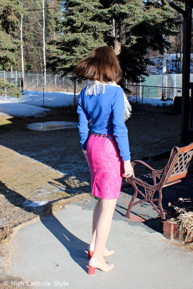 #fashionover50 spring workoutfit @ http://www.highlatitudestyle.com