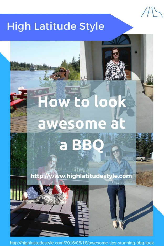 How to look awesome at a BBQ